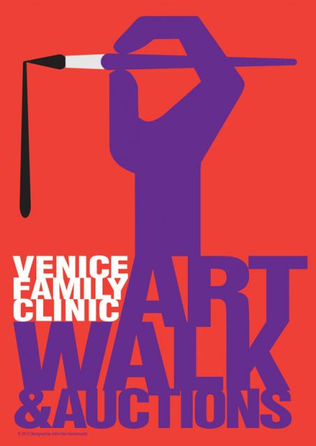 Venice Art Walk Poster